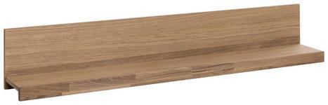 WANDBOARD in 150/27/22 cm Eichefarben  - Eichefarben, Design, Holz (150/27/22cm) - Landscape