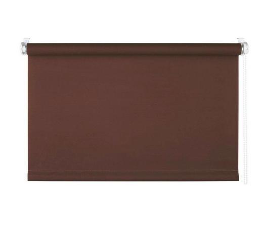 ROLLO  blickdicht  100/160 cm - Braun, Design, Textil (100/160cm) - Homeware