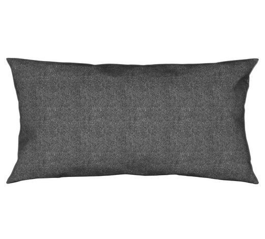 KISSENHÜLLE Anthrazit 40/80 cm  - Anthrazit, KONVENTIONELL, Textil (40/80cm) - Novel