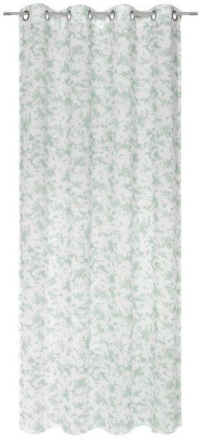 ÖLJETTLÄNGD - mintgrön, Klassisk, textil (140/245cm) - Esposa