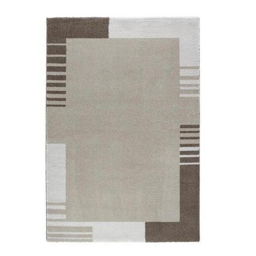 WEBTEPPICH  67/130 cm  Braun, Hellbraun - Hellbraun/Braun, Basics, Textil/Weitere Naturmaterialien (67/130cm) - Novel