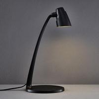 LED-SCHREIBTISCHLEUCHTE - Schwarz, Design, Kunststoff (40cm) - Boxxx