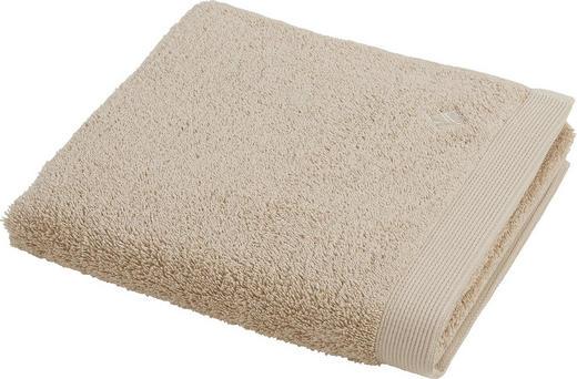 HANDTUCH 50/100 cm - Beige, KONVENTIONELL, Textil (50/100cm) - Vossen