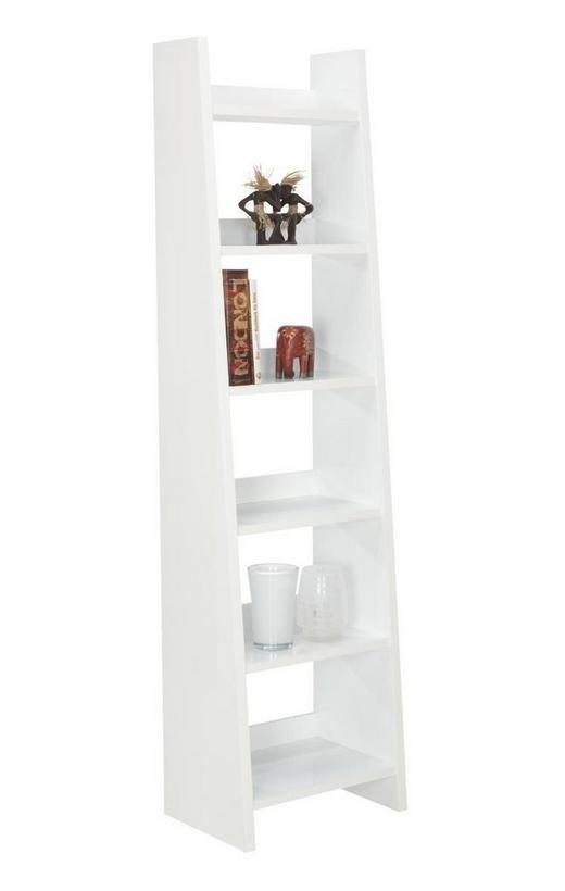 REGAL in Weiß - Weiß, Design, Holzwerkstoff (55/205/38cm) - Carryhome