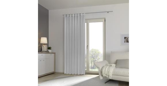 OUTDOORVORHANG blickdicht  - Grau, Basics, Textil (140/300cm) - Esposa