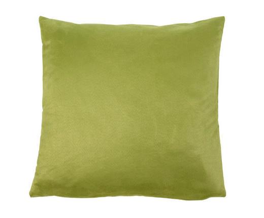 KISSENHÜLLE Hellgrün 50/50 cm - Hellgrün, Basics, Textil (50/50cm) - NOVEL