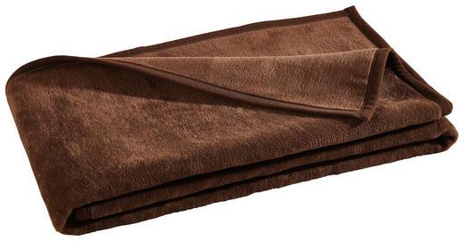 WOHNDECKE 150/200 cm Braun - Braun, Basics, Textil (150/200cm) - Novel