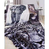 DEKA - siva, Design, tekstil (150/200cm) - Esposa