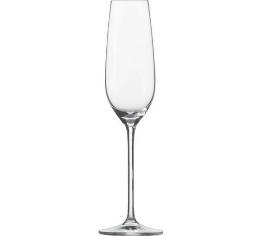 SKLENICE NA SEKT - čiré, Konvenční, sklo (0,24l) - Schott Zwiesel