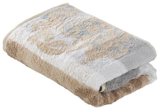 DUSCHTUCH 80/150 cm - Sandfarben, Basics, Textil (80/150cm) - CAWOE