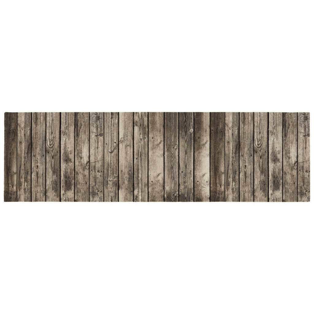 Image of Esposa Küchenteppich 45/150 cm , Küchenteppich , Multicolor , Textil , Holz , 45 cm , Velours , rutschfest , 007173019507