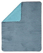 Schmusedecke - Türkis, LIFESTYLE, Textil (75/100cm) - My Baby Lou