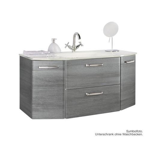 ELEMENT ISPOD UMIVAONIKA - boje grafita/boje kroma, Design, drvo (111/52/48cm) - Xora