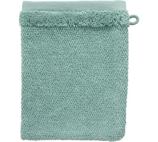 WASCHHANDSCHUH - Mintgrün, Natur, Textil (16/21cm) - Bio:Vio