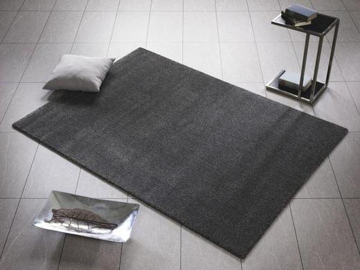 WEBTEPPICH  240/340 cm  Anthrazit - Anthrazit, Basics, Textil (240/340cm) - Novel