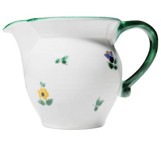 MILCHKÄNNCHEN 300 ml  - Grün, LIFESTYLE, Keramik (9,5/14/9,5cm) - Gmundner