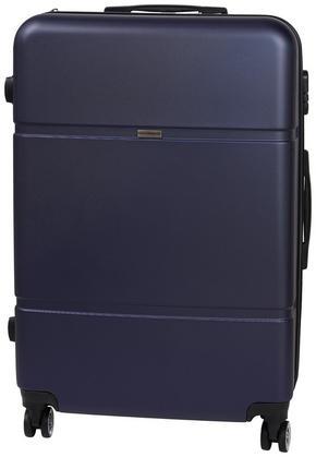 RESVÄSKA - mörkblå, Design, plast (51/32/77cm)