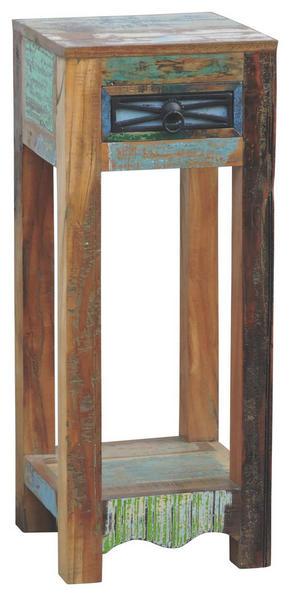 AVLASTNINGSBORD - multicolor, Lifestyle, trä (30/75/30cm) - Landscape