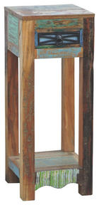 BEISTELLTISCH in Multicolor - Multicolor, LIFESTYLE, Holz (30/75/30cm) - Landscape