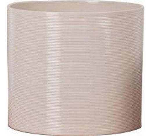 ÜBERTOPF - Creme, Basics, Keramik (14/14/13cm)