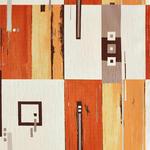 VORHANGSTOFF per lfm Verdunkelung - Orange, KONVENTIONELL, Textil (150cm) - Esposa