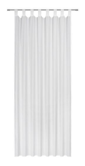 HÄLLBANDSLÄNGD - vit, Basics, textil (135/245cm) - Boxxx