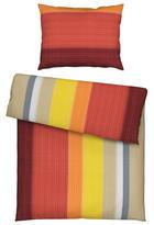 POVLEČENÍ - barvy zlata/pískové barvy, Trend, textil (140/200cm) - Novel