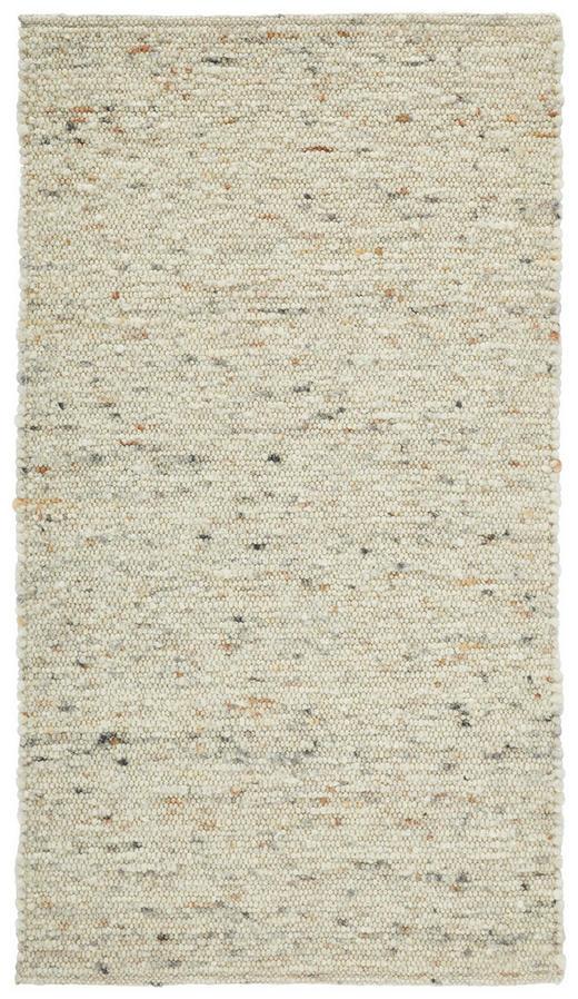 HANDWEBTEPPICH - Naturfarben, Natur, Textil (60/110cm) - Linea Natura