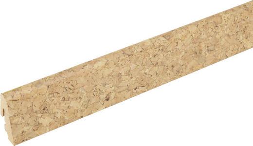 SOCKELLEISTE Braun - Braun, Holz (240/1,9/3,85cm) - Homeware