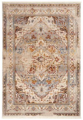 VINTAGE MATTA - beige/grå, Lifestyle, textil (120/153cm) - Esposa