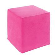 TABURE tekstil roza - roza, Design, tekstil (36/40/36cm) - BOXXX