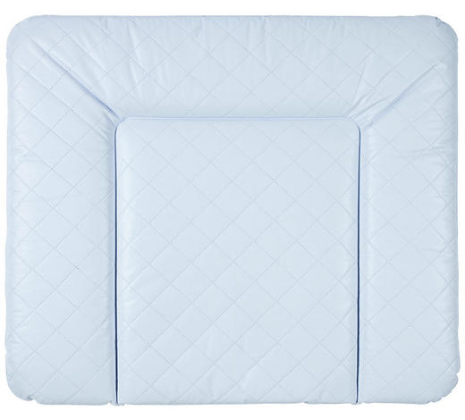 WICKELAUFLAGE 85/72 cm - Blau, Basics, Kunststoff (85/72cm) - Patinio