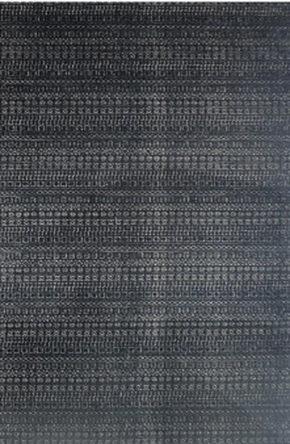 VINTAGE MATTA - silver/svart, Lifestyle, textil (140/190cm) - Novel