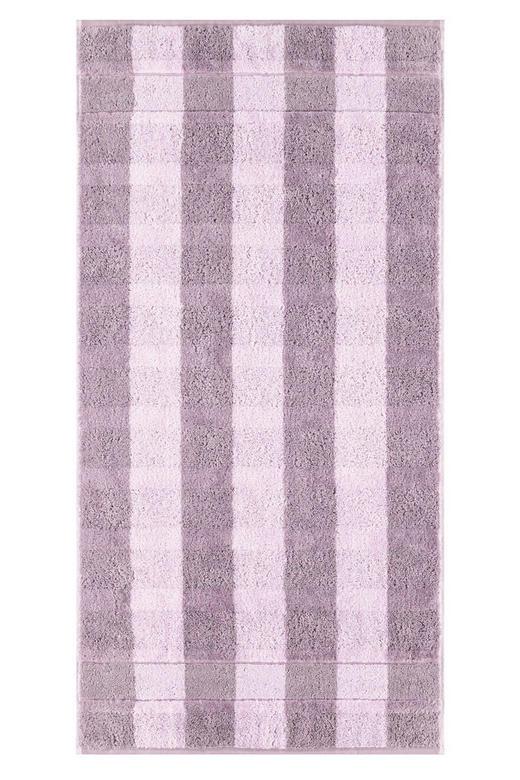 GÄSTETUCH Rosa, Violett 30/50 cm - Violett/Rosa, KONVENTIONELL, Textil (30/50cm) - Cawoe