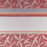 VORHANGSTOFF per lfm blickdicht - Rot, KONVENTIONELL, Textil (154cm) - Esposa