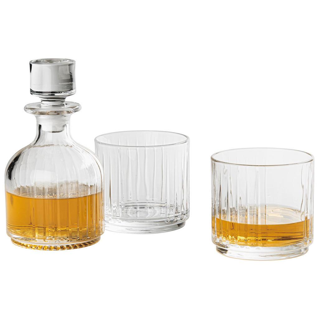 XXXLutz Whisky-gläserset 3-teilig