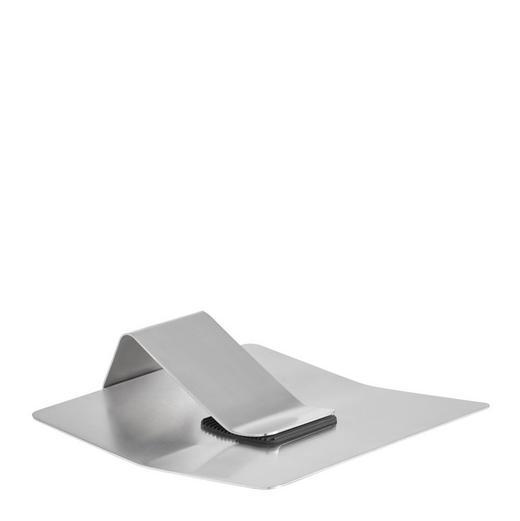 SERVIETTENHALTER  Metall  Edelstahlfarben - Edelstahlfarben, Basics, Metall (19/5,5/19,5cm) - Blomus
