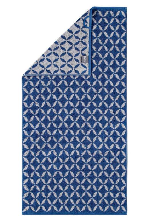 DUSCHTUCH 80/150 cm - Blau, Basics, Textil (80/150cm) - Cawoe