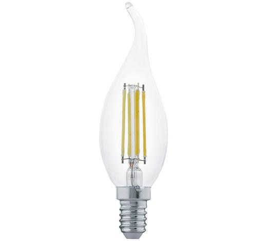 LED-LEUCHTMITTEL - Klar, Basics, Glas (12,1cm) - Homeware