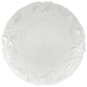 UNDERTALLRIK - vit, Trend, glas (33cm) - Ambia Home