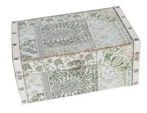 DEKORATIONSLÅDA - multicolor, Klassisk, träbaserade material/plast (23/14/10cm) - Ambia Home