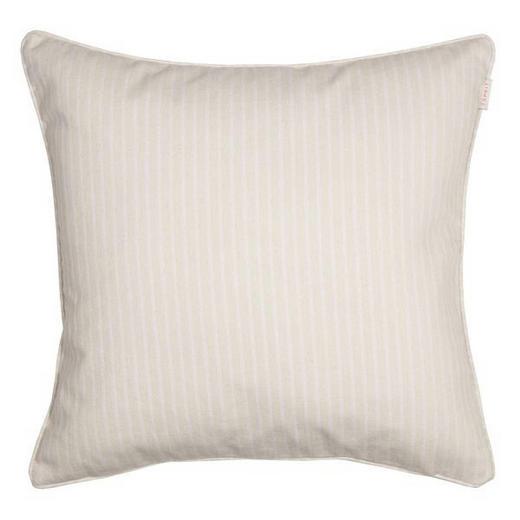 KISSENHÜLLE Beige 45/45 cm - Beige, Textil (45/45cm) - Esprit