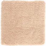 BADEMATTE  50/50 cm  Beige   - Beige, Basics, Naturmaterialien/Textil (50/50cm) - Esposa