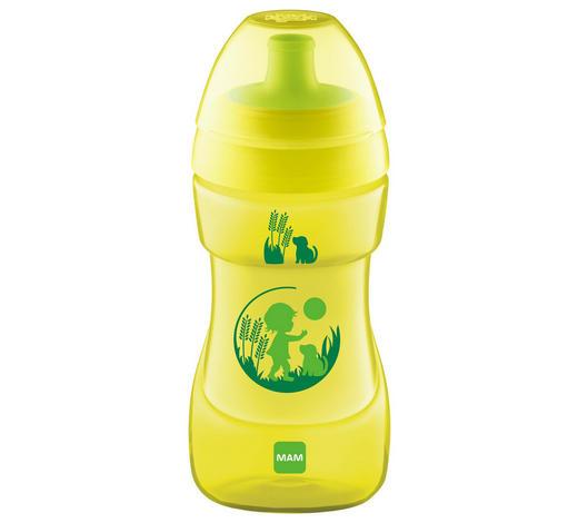 BABYTRINKFLASCHE  - Basics, Kunststoff (25/10/9cm) - MAM