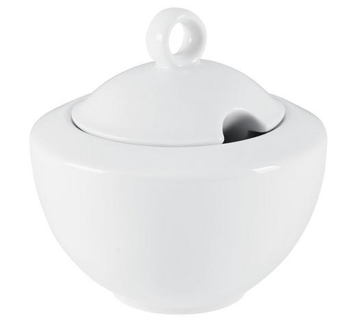 ZUCKERDOSE - Weiß, Design, Keramik (0,28l) - Seltmann Weiden