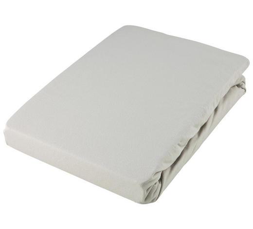SPANNLEINTUCH 180/200 cm  - Silberfarben, Basics, Textil (180/200cm) - Fussenegger