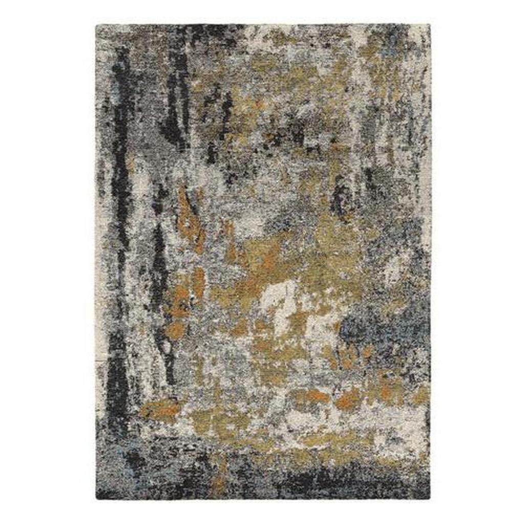 Novel Webteppich , Mehrfarbig , Textil , 67 cm , Teppiche & Böden, Teppiche, Moderne Teppiche