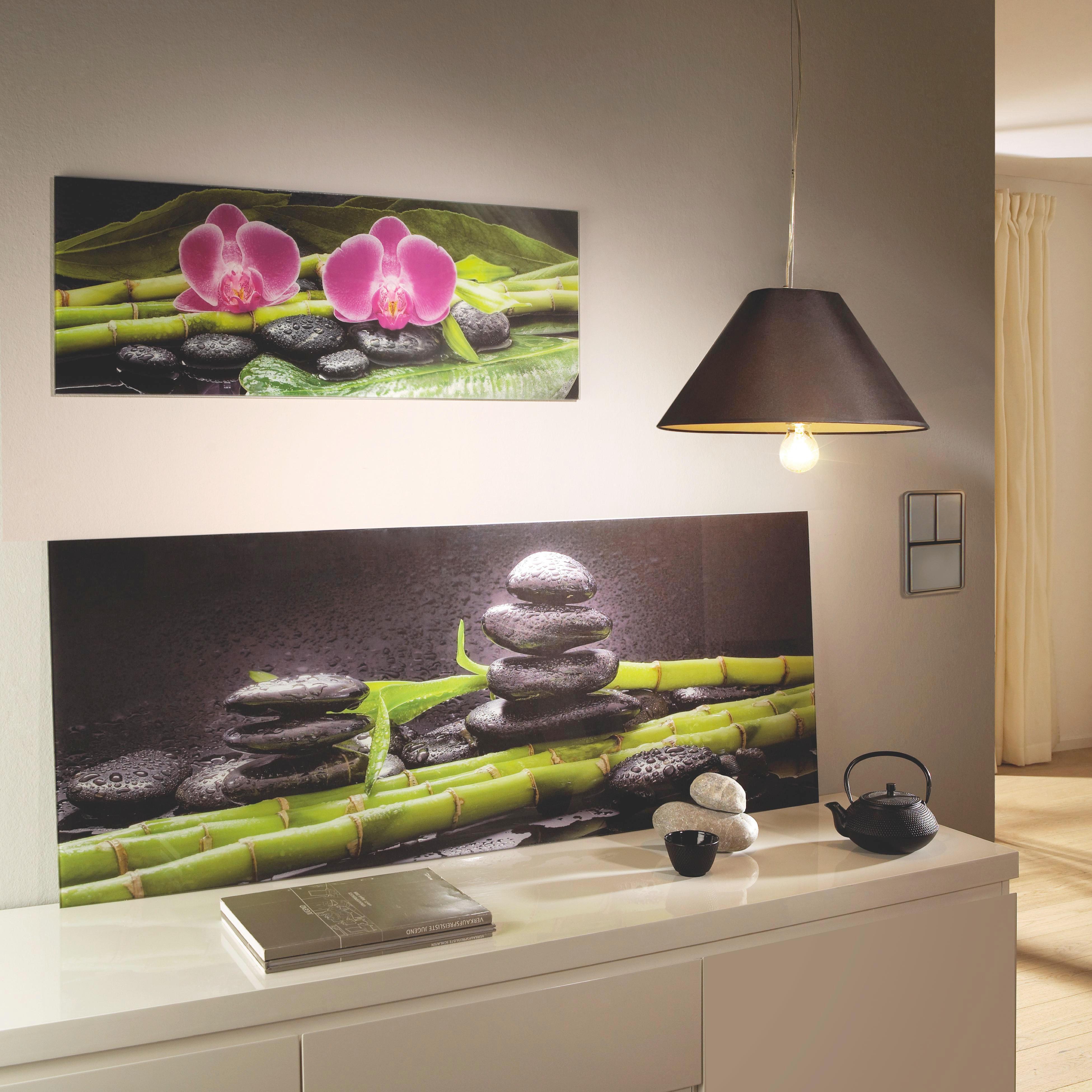 GLASTAVLA - multicolor, Basics, glas (125/50cm) - EUROGRAPHICS