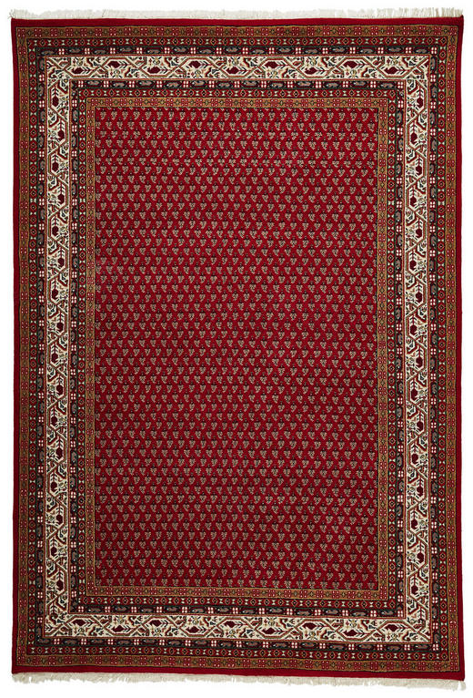 ORIENTTEPPICH  70/140 cm  Creme, Rot - Rot/Creme, Basics, Textil (70/140cm) - Esposa