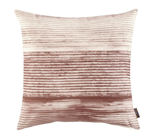 KISSENHÜLLE Taupe 50/50 cm  - Taupe, Basics, Textil (50/50cm) - Novel